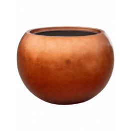 Metallic Couple matt copper (+ vnutro) 50x43 cm