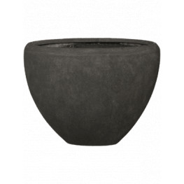Polystone Oval Smoke 52/24/40