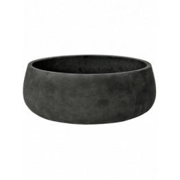 Rough Eileen L black washed 35x13 cm