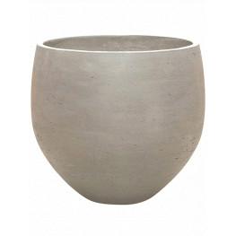 Rough Orb XXL grey washed 48x43 cm