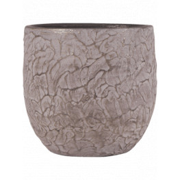 Indoor Pottery Pot Evi Vintage pink 22x20 cm