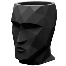Adan Basic black (hlava) 17x13x18 cm