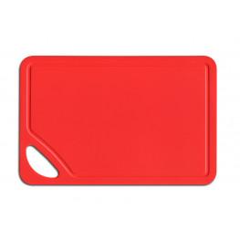 Wüsthof Krájecí podložka červená 26 cm 7297r