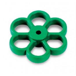 """Plastové otočné koliečko pre dimenzie 1/2""""-3/4"""", typ - 3290, 3300, 7480 7485, 7490, 7495, 7520 a 7530 75210004V990"""
