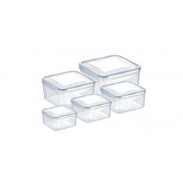 Tescoma dóza FRESHBOX 5 ks, štvorcová