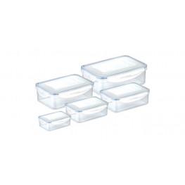 Tescoma dóza FRESHBOX 5 ks, obdĺžniková