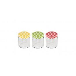 Tescoma zaváracie poháre DELLA CASA 400 ml, 3 ks