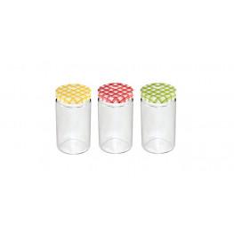 Tescoma zaváracie poháre DELLA CASA 700 ml, 3 ks