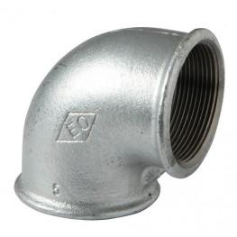 "HD Pozink - Koleno 90 F/F 6"", 0900500E"