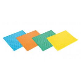 Tescoma špongiové utierky CLEAN KIT 18x15 cm, 4 ks