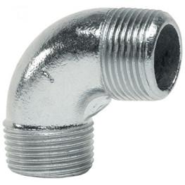 """GEBO Platinum 94 Koleno 90° M/M 3/4"""", 94-05V"""