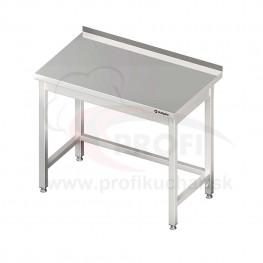 Pracovný stôl bez police 1400x600x850mm