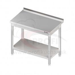 Pracovný stôl s policou 1300x700x850mm