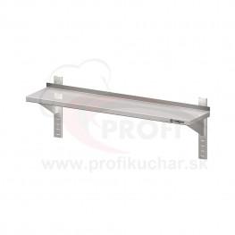 Umývací stôl krytovaný s drezmi 500x500mm - posuvné dvere 1700x700x850mm