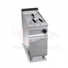 Elektrická fritéza BERTO´s 1 x 22 L