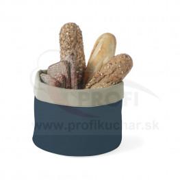 Košík na pečivo okrúhly 20 cm – šedo-tmavomodrý STALGAST®