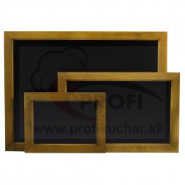Nástenná tabuľa HENDI® 30x40