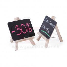 Samostojace stolové tabule STALGAST® 21 cm