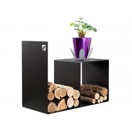 Zásobník na drevo  nízký