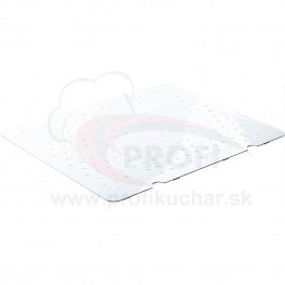 Odkvapkávacia vložka GN 2/1, bielý polykarbonát
