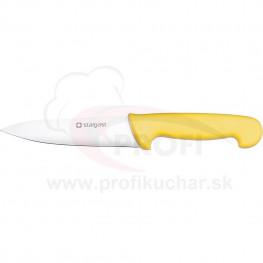 HACCP-nůž, žlutý, 16cm