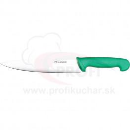 HACCP-nůž, zelený, 22cm