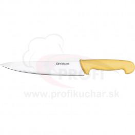 HACCP-nůž, žlutý, 22cm