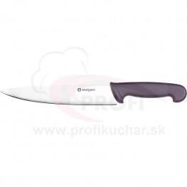 HACCP-nůž, hnědý, 22cm