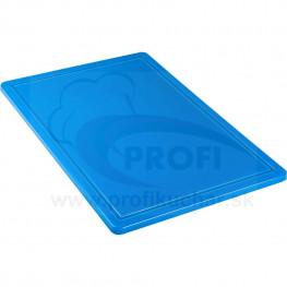 Doska na krájanie STALGAST® 60 x 40 / modrá