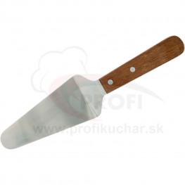 Lopatka s drevenou rúčkou 27 cm