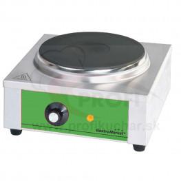 Elektrická varná platnička GASTROMARKET 2 kW