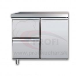 Zásuvkový modul ku chladiacemu stolu
