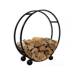 WinterFire Zásobník na krbové drevo DAISY 80 cm