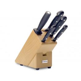 Wüsthof GOURMET Blok s noži - 5 dílů 9867