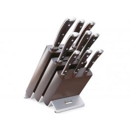 Wüsthof IKON Blok s nožmi - 9 dielov 9865