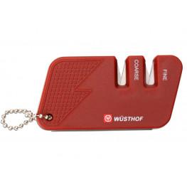 Vrecková brúska Wüsthof červená - dvojstupňová 4342r-1