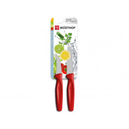 Wüsthof Sada nožů červených, 2 ks 9313r
