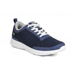 ALMA NAVY profesionální pracovní obuv modrá
