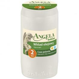 Náplň do kahanca Angela NR02 biela, 45 h, 110 g, olejová