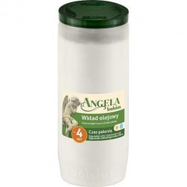 Náplň do kahanca Angela NR05 biela, 82 h, 243 g, olejová