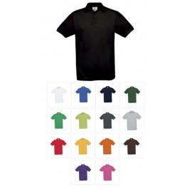 Pánská polokošile 100% bavlna - různé barvy