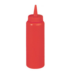 Nádoba na omáčky 0,7 l, červená