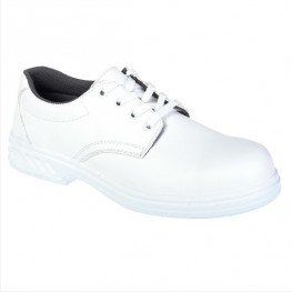 Steelite™ bezpečnostná obuv so šnúrkami - Biela