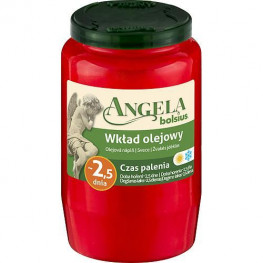 Náplň do kahanca Angela NR03 červená, 55 h, 150 g, olejová