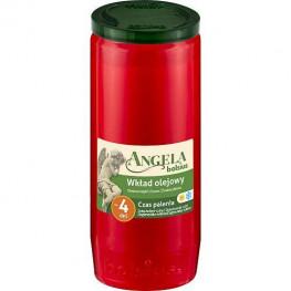 Náplň do kahanca Angela NR05 červená, 82 h, 243 g, olejová