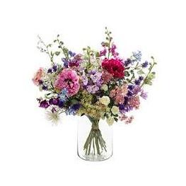 Bouquet summer - umela kytica  50/65cm