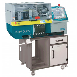 Injection Moulding Machine BOY XXS
