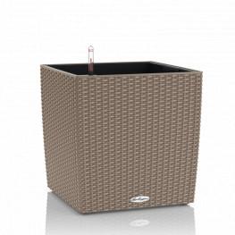 Lechuza Trend Cube Cottage All inclusive set sand brown 40x40x40 cm