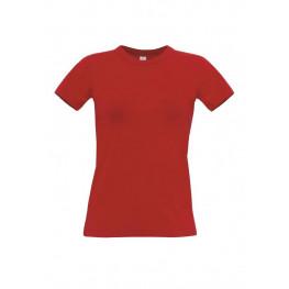 Dámske tričko - červené