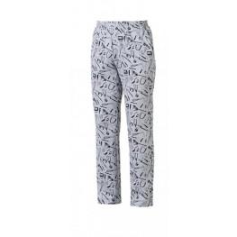 Kuchárske nohavice Gastro náradie, 100% bavlna